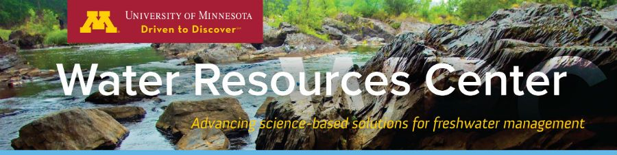 Water Resources banner